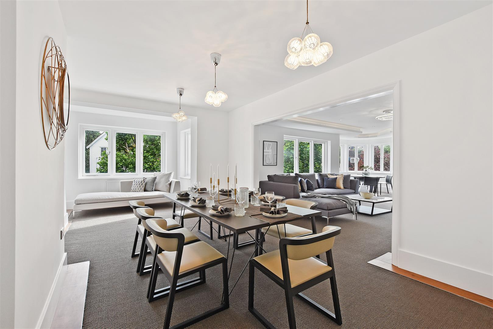 3 Bedrooms Flat for sale in Heath Drive, Hampstead, NW3